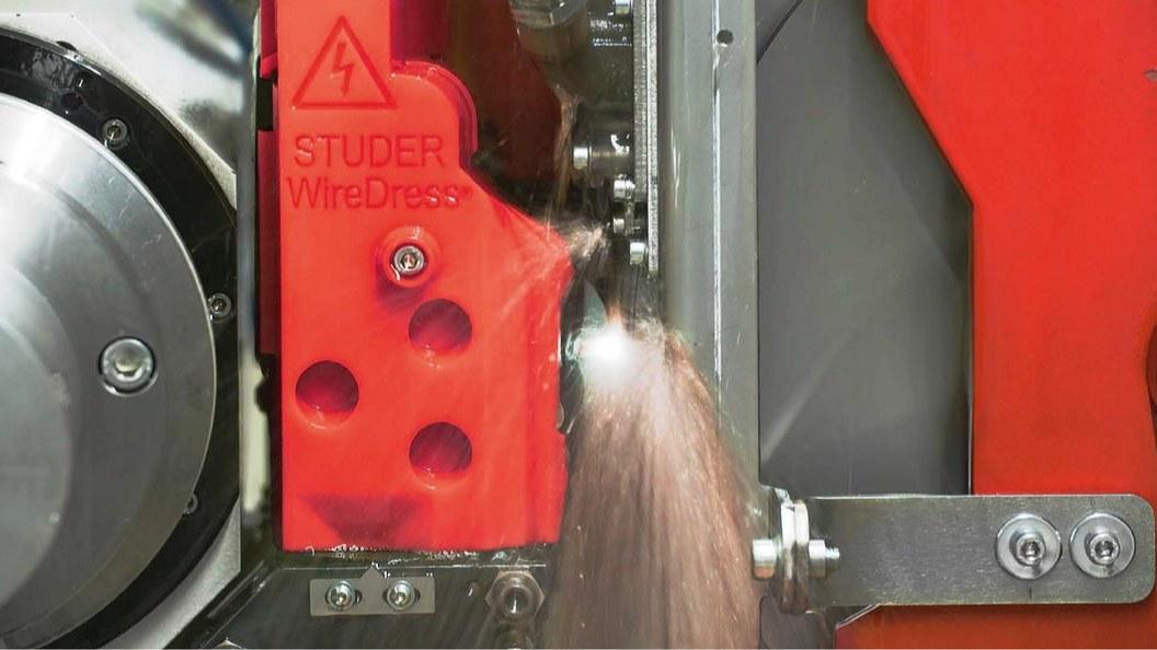 STUDER WireDress® im Einsatz