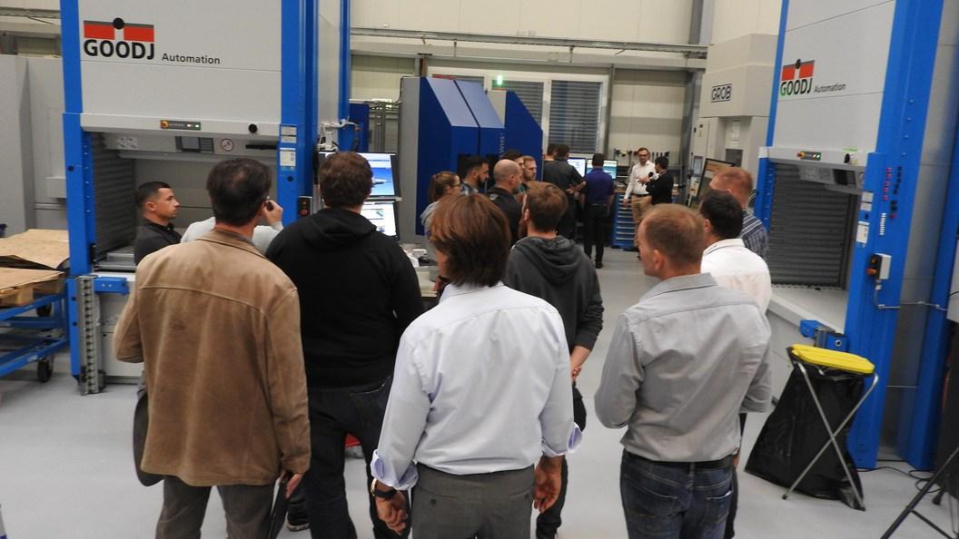 Mit dieser Technologie erreichen Fertigungsbetriebe von kleinen und mittleren Serien Jahresstundenle