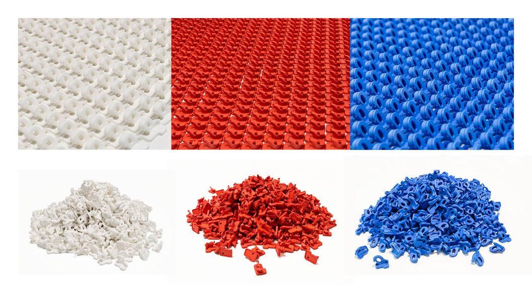 Von eins bis viele und das in Farbe: Ideal für SLS mit Heißdruckimprägnieren.