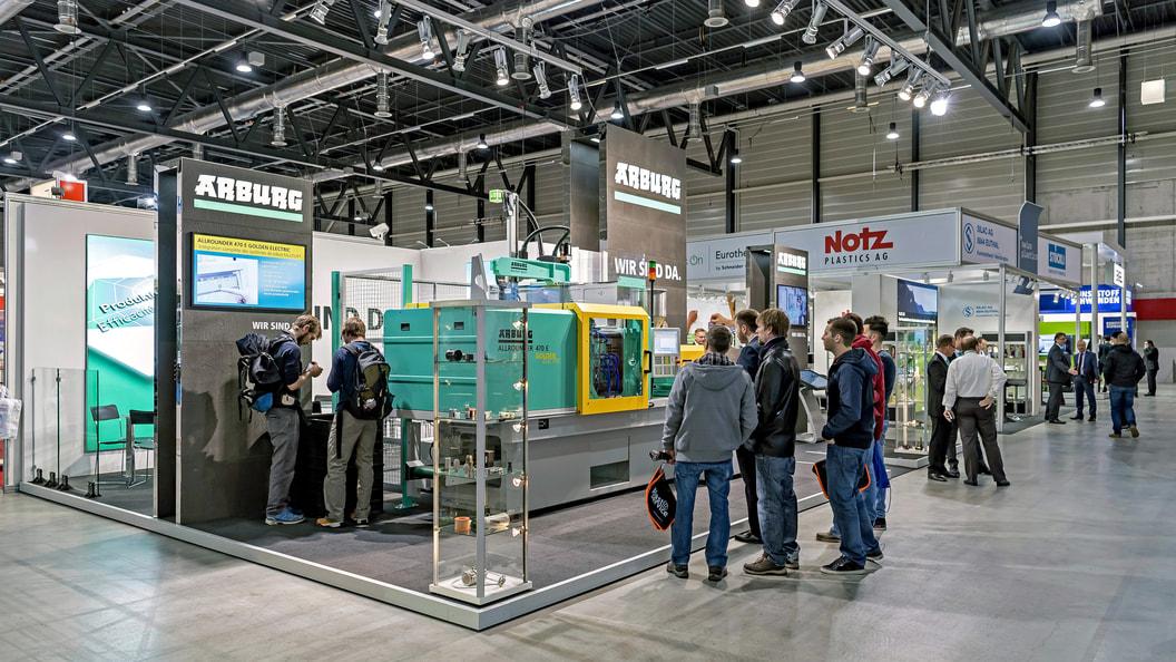 Erstellen Sie Ihre persönliche Merkliste als Vorbereitung auf den Besuch an der Swiss Plastics Expo