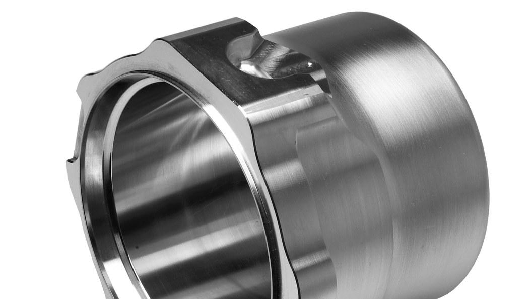 Beispiel 2 für anspruchsvolles Aluminiumwerkstück