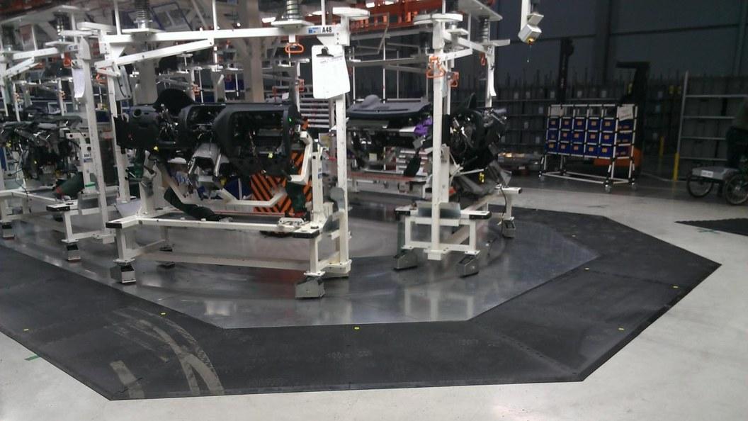 ergonomics mat typ ergolastec esd dry