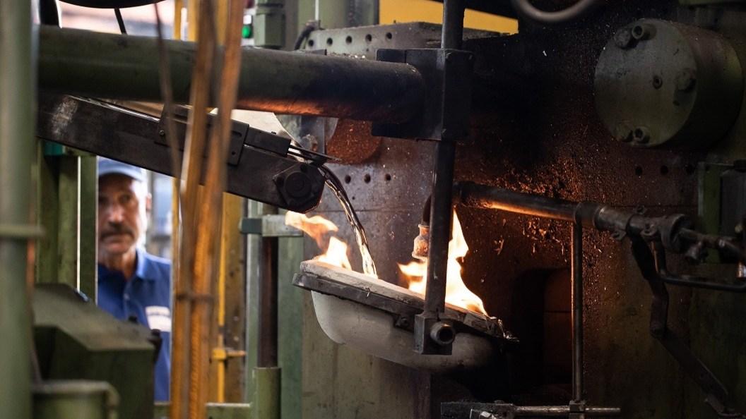 Aluminium, zinc and magnesium die casting