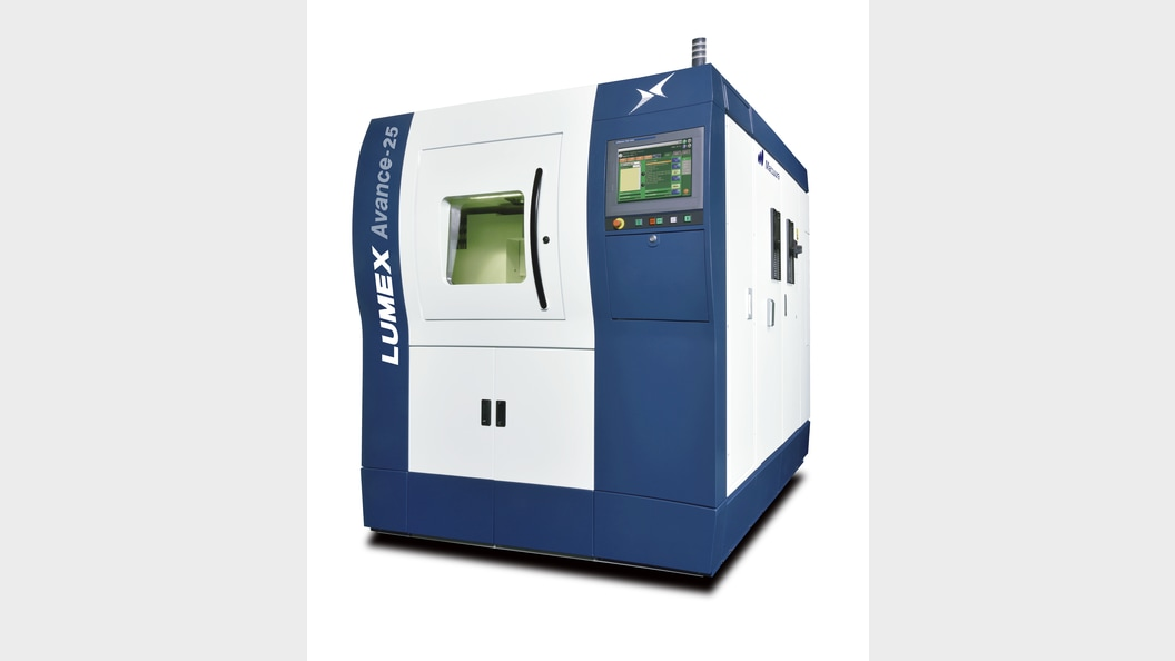 Hybrid Maschine LUMEX Avance-25