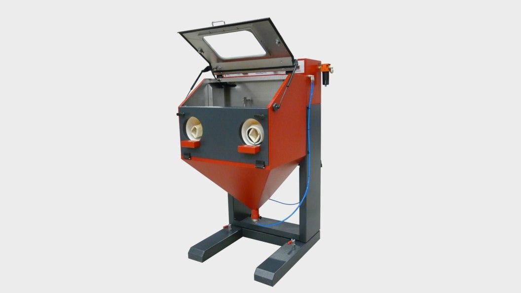 Polishing blasting equipment PolishPeen 770