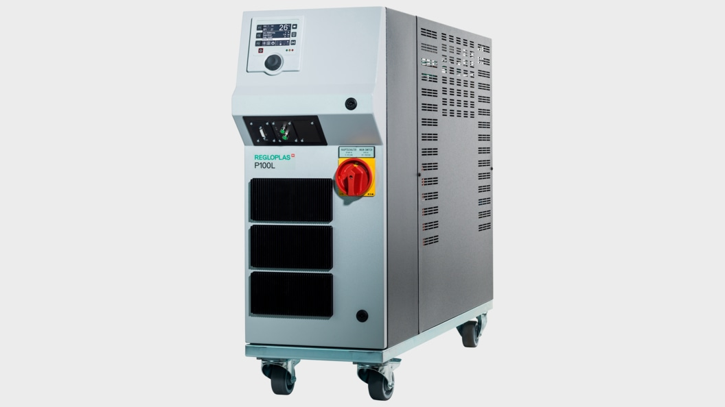 Pressurised water unit series L