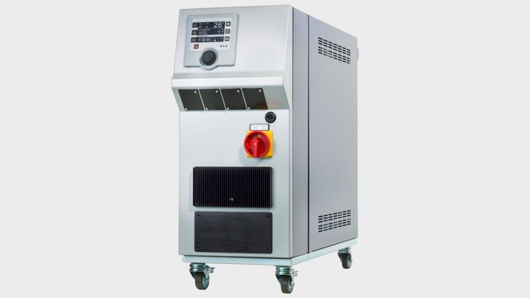Druckwasser-Temperiergerät P230M.