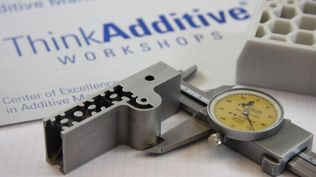 ThinkAdditive - Workshops für die Erweiterung der AM-Engineeringsskills