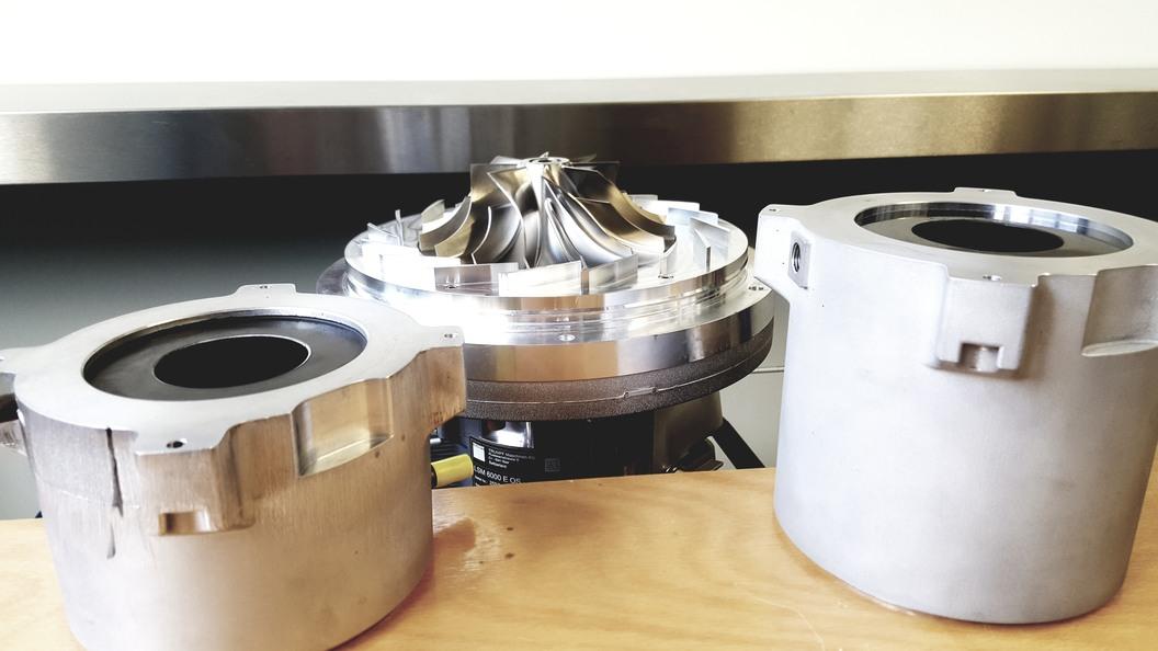 Prototype component vs. series component