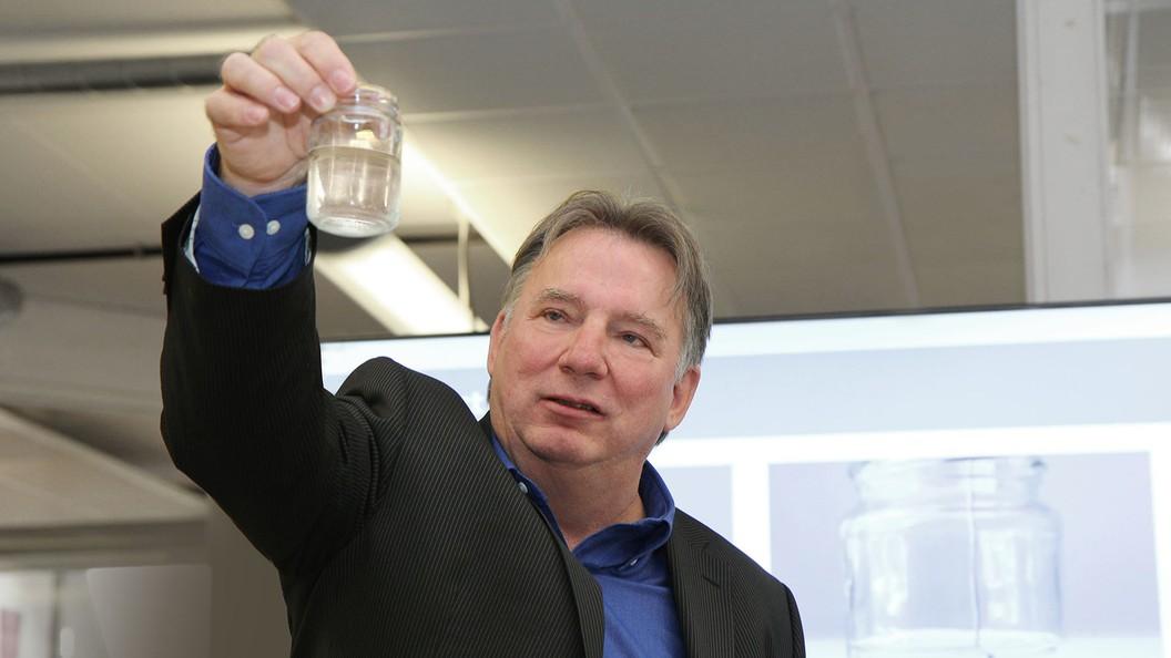 Rico Pollak, Leiter Schleiftechnologie