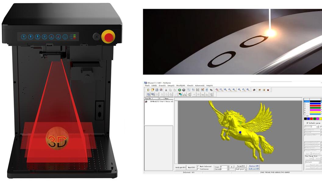 Integrierte 3D Funktion