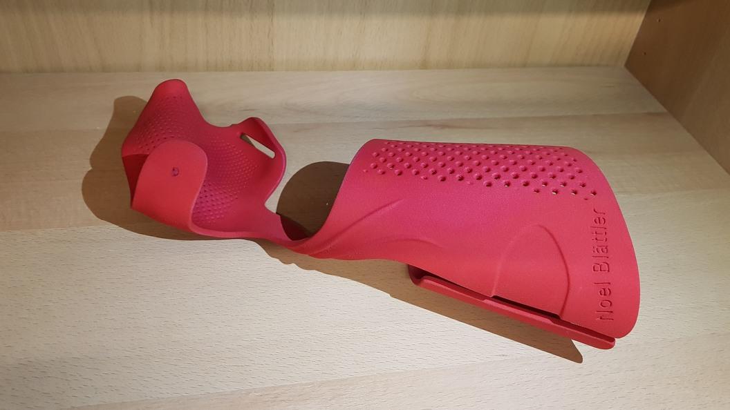 Orthopädie ist für den 3D-Druck sehr geeignet, hier der Beweis
