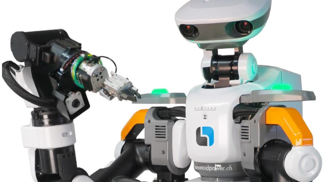NEXTAGE Humanoid Roboter