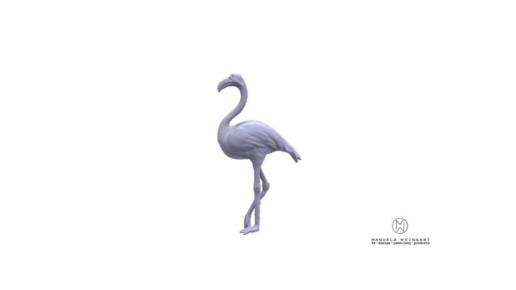 Positivform aus dem 3D Drucker