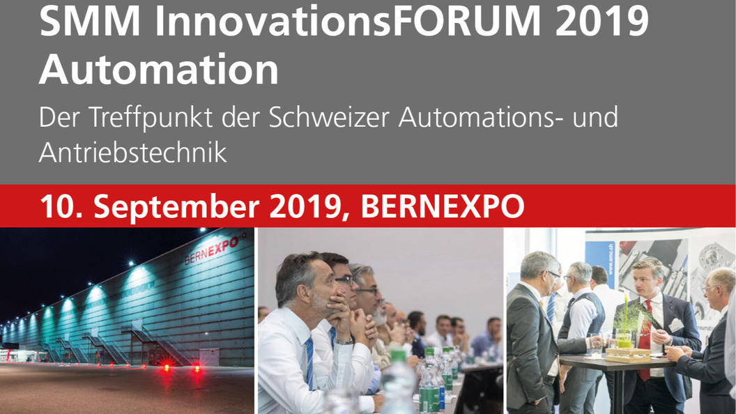 SMM InnovationsFORUM Automation