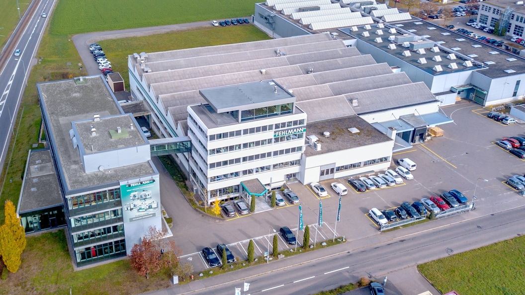 Fehlmann AG Seon/Switzerland: development, planning, production and administration under one roof.