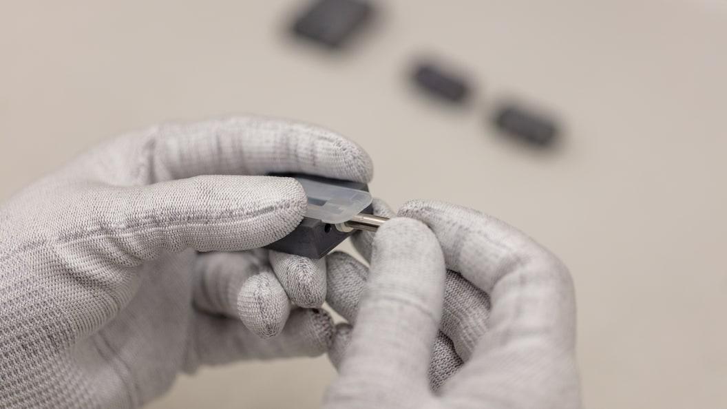 Agiler Spritzgussprozess mit AM-Werkzeug für Prototypen innert weniger Werktage