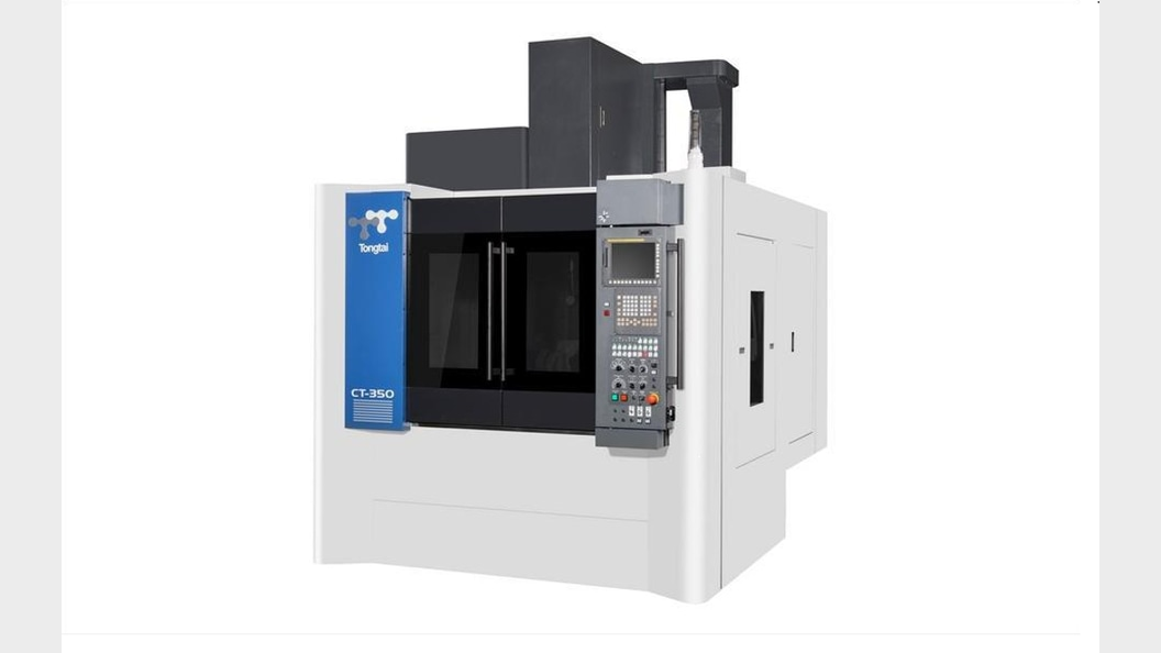 CT-350 - 5-axis Machining Center