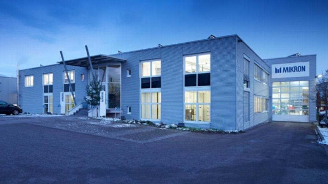 Die Mikron GmbH entwickelt Automatisierungs- und kundenspezifische Fertigungssysteme.