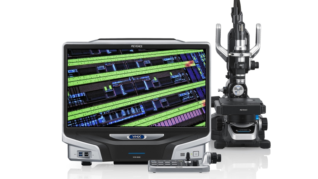 Digital Microscope VHX-6000 Series