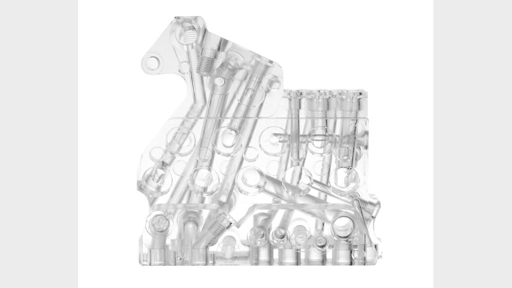 BKB   Plastic manifold