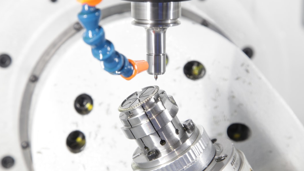 Newest technology from the high precision sector