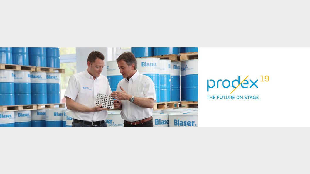 Sparen Sie Zeit und Geld beim Produzieren - PRODEX