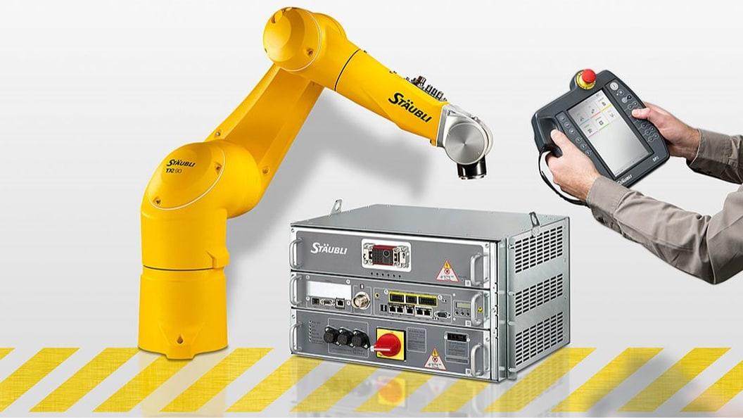 Sie garantieren ein Höchstmass an Sicherheit für Mitarbeiter und Produktionsequipment.