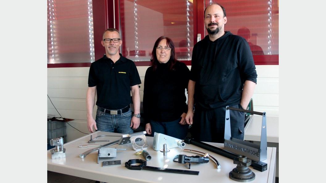 V.r.n.l. C. & B. Bolliger, Bolliger Oensingen AG, C.   C. Podgornik, Gühring Schweiz AG
