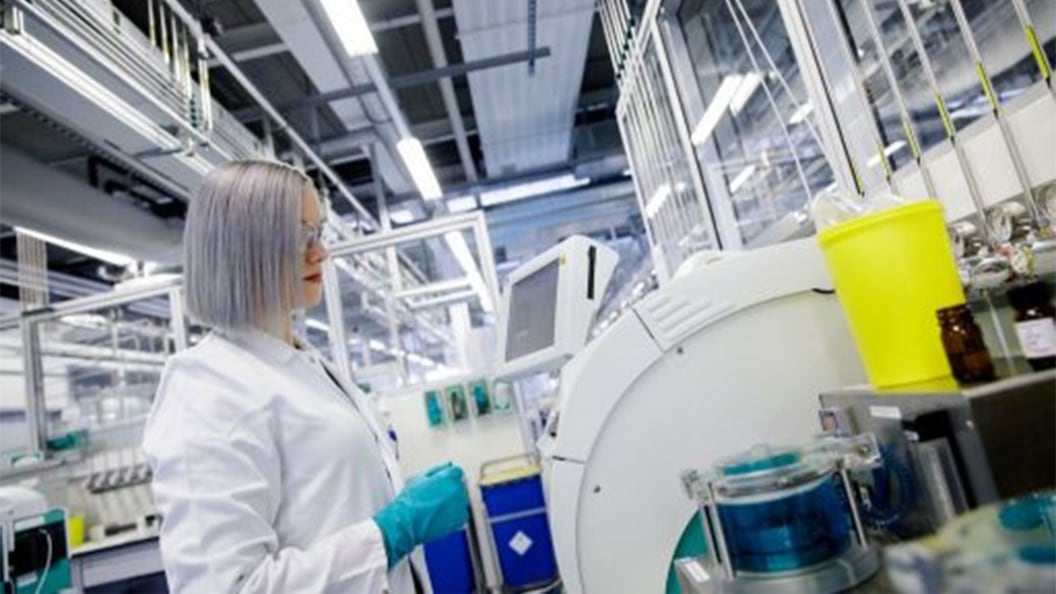 «Digitalisierung in der Diagnostik» bei Roche Diagnostics International AG