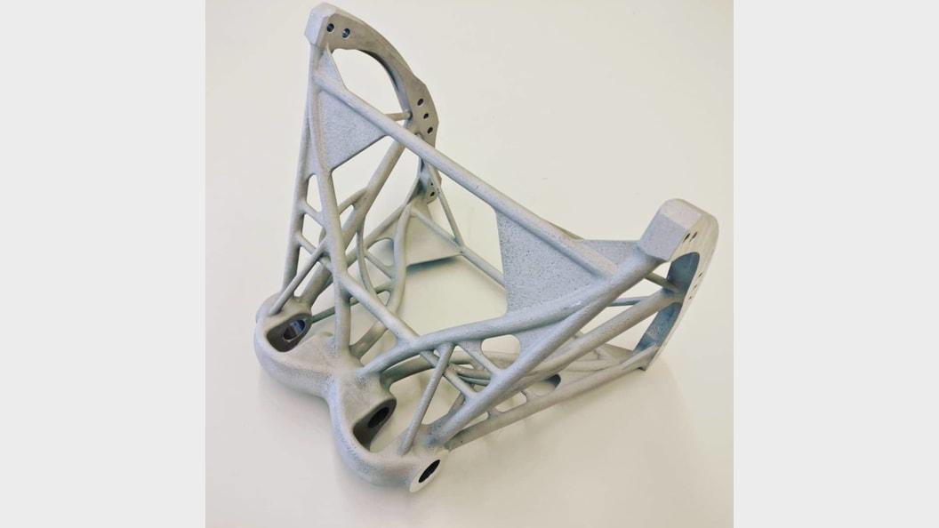 Struktur-Teil für den Roboter CHIRON