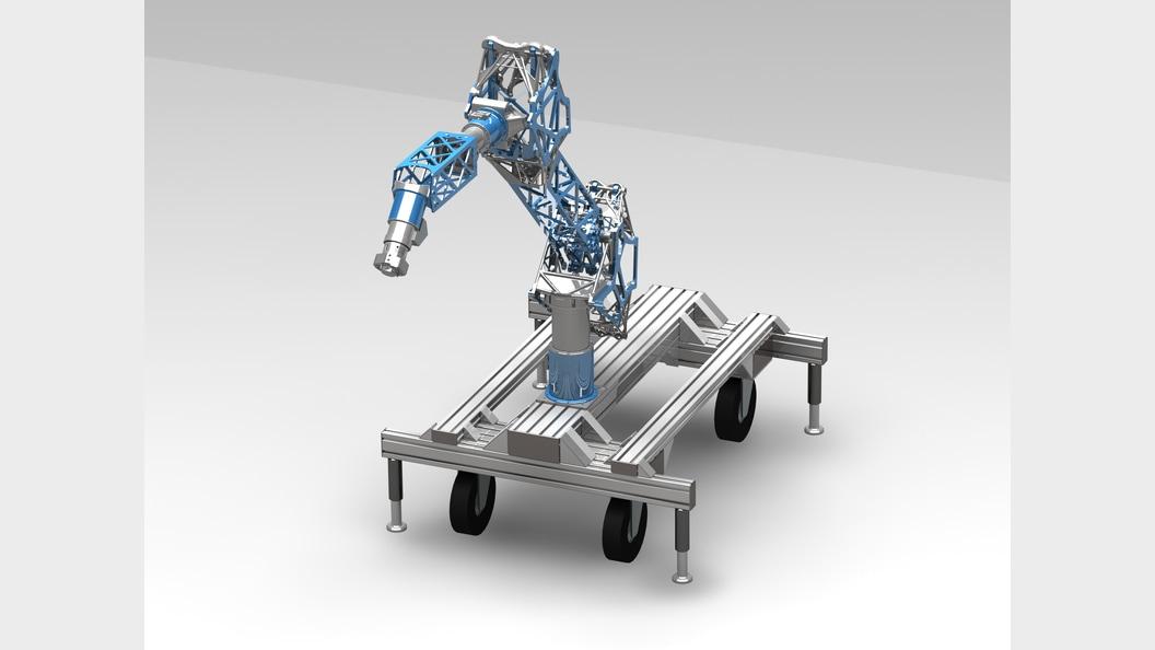 Kompletter Roboter