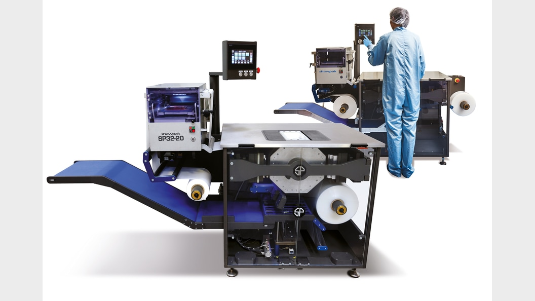 Shawpak Revolutionary Thermoforming - InLine Packaging with 4-Axis-Robotic