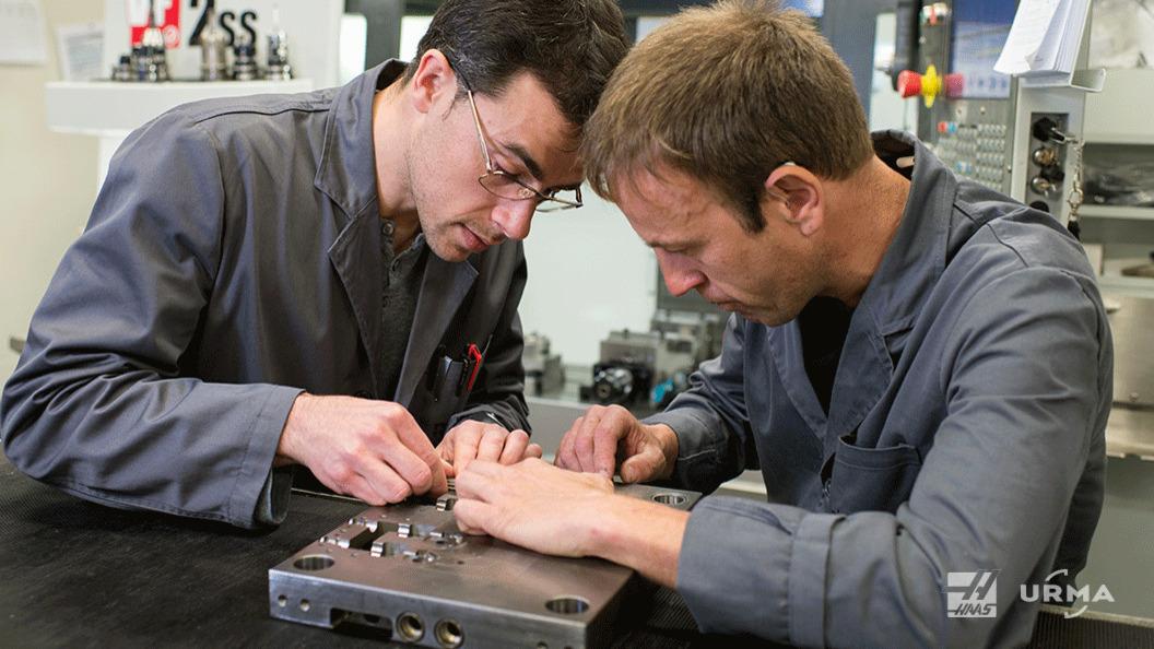 Mit der VF-2SS von Haas zu massgeschneiderten Hörhilfen