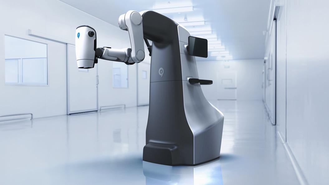 Worlds first RoboticScope