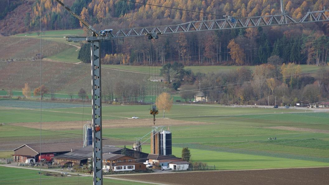 Bei einem Baugesuch für Bauten ausserhalb der Bauzone müssen mehrere Nachweise erbracht werden.