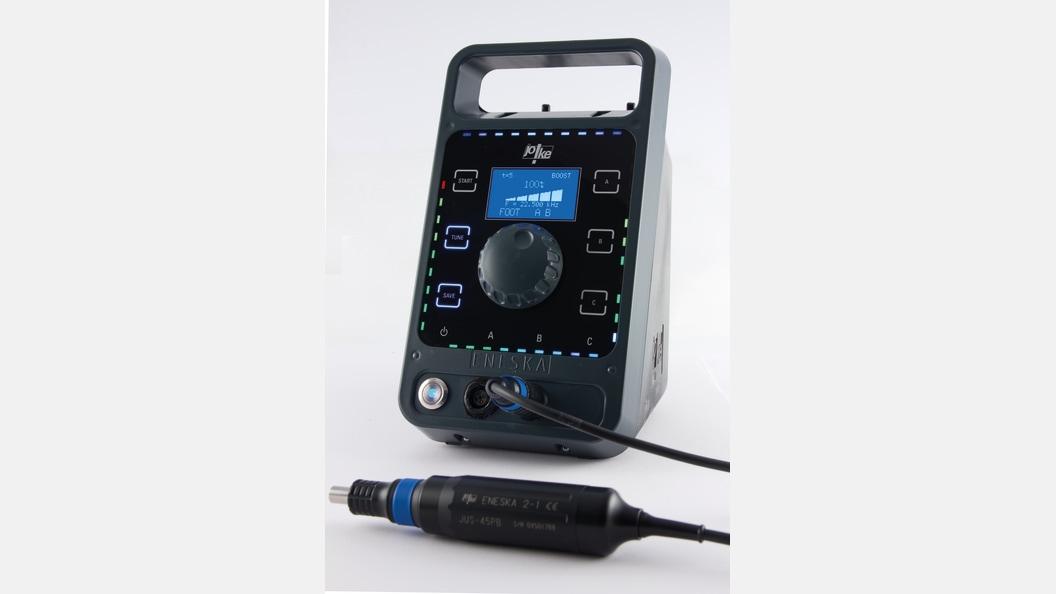 ENESKAsonic: Further development of ultrasonic polishing
