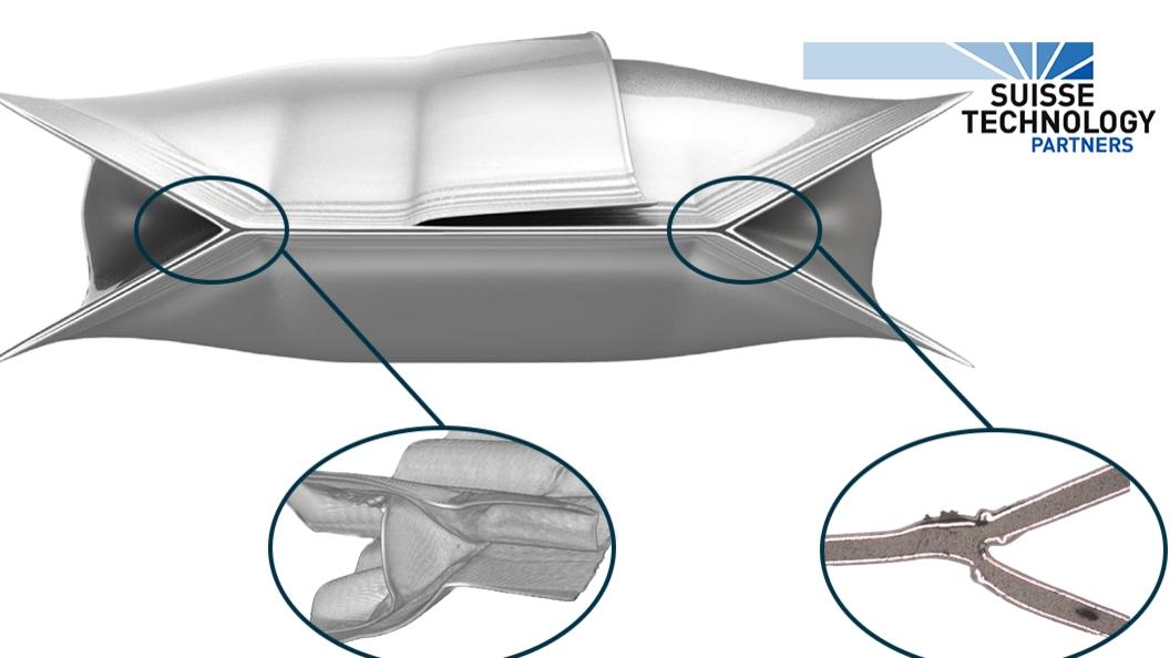 Damage analysis of packaging