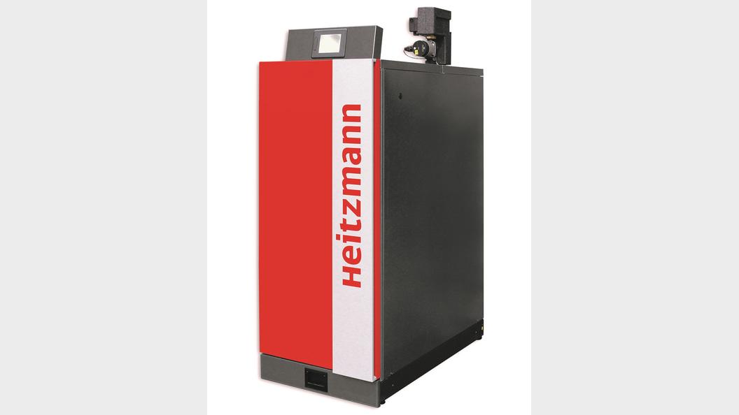 1/2-Meter-Stückholzheizung mit automatischer Zündung und automatischer Reinigung