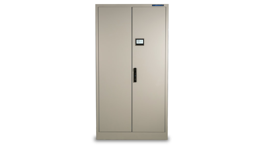 i.Cupboard, with Touch-Screen Display