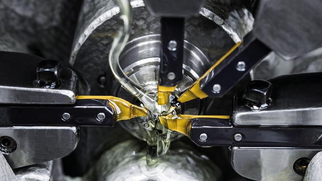 Das System 262 von HORN ist auch bei kurvengesteuerten Langdrehmaschinen erfolgreich im Einsatz.