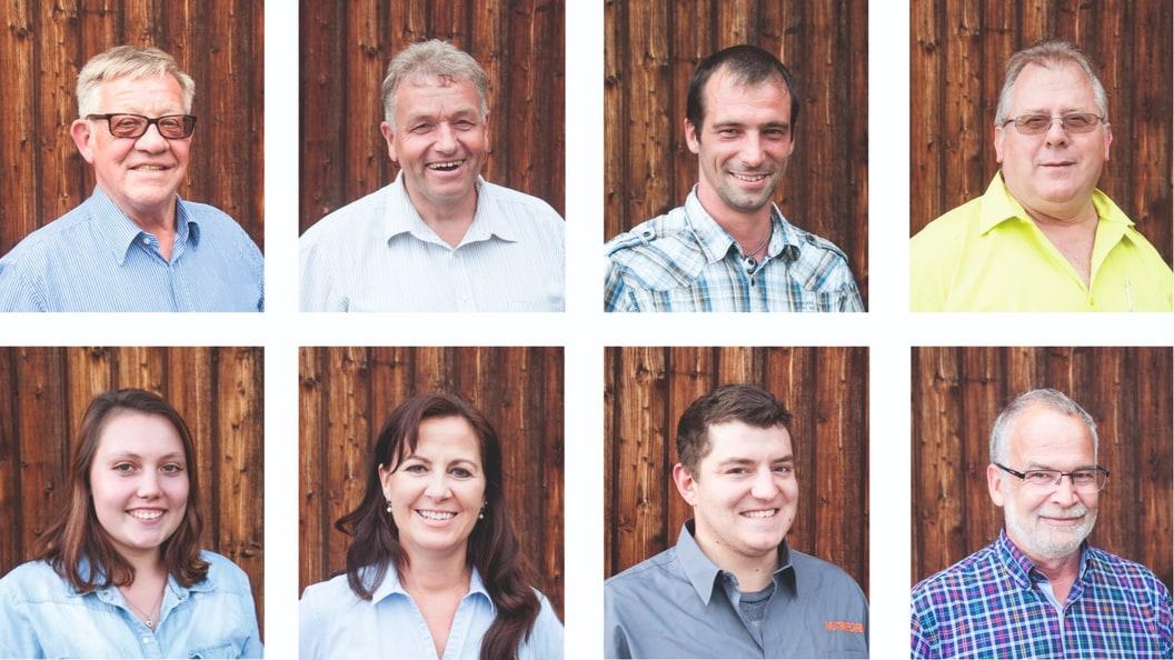 Unser Team hat ein Ziel: Die Förderung und Erhaltung der Tiergesundheit