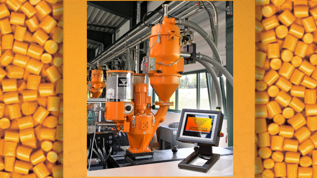 The new SLT and MCT control units are mobile and save as much space as possible