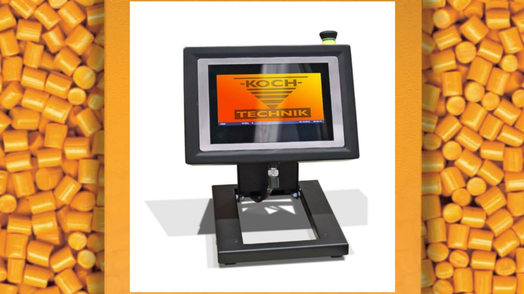 """The new SLT and MCT control units with a 7"""" colour touch screen offer greater operator comfort"""