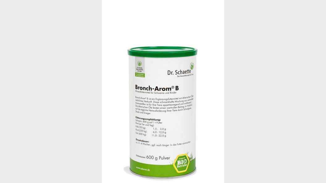 Bronch-Arom: Zur Unterstützung der Atemwege und Appetitanregung