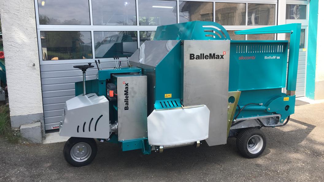 BalleMax Akku - die Innovation für Ihren Betrieb