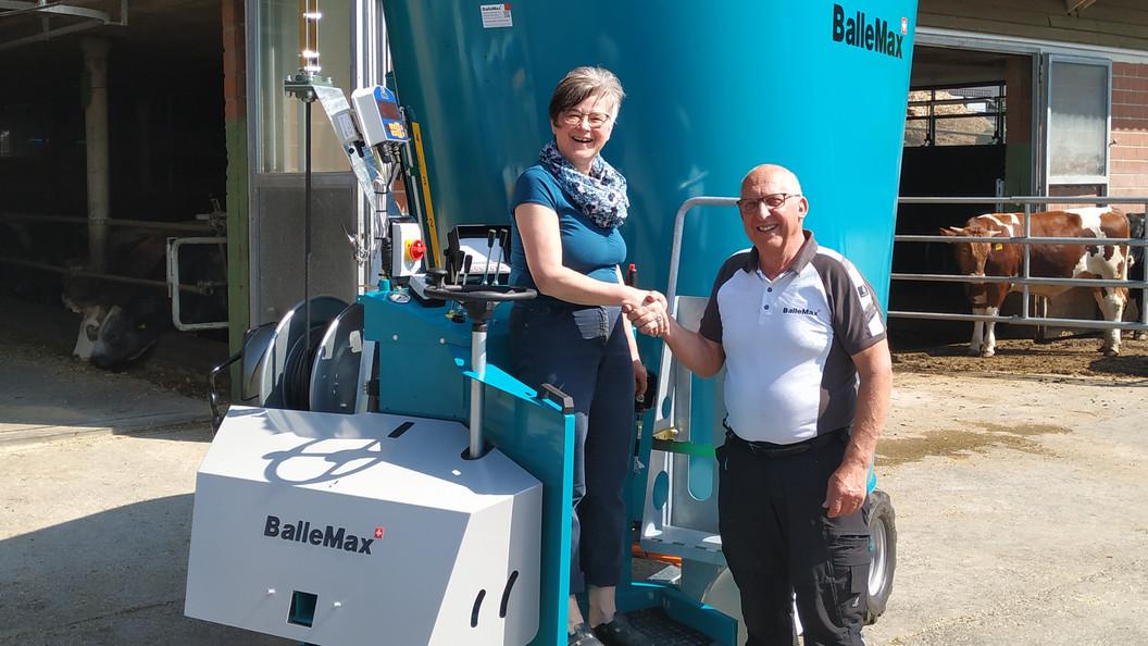 BalleMax: Einfach und effizient füttern
