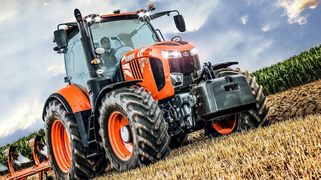 M7002 Traktoren von Kubota in der Leistungsklasse 130 - 170 PS