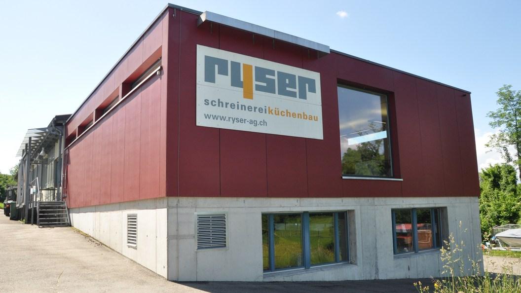 Die Ryser AG verbindet Handwerkstradition mit modernster Technologie