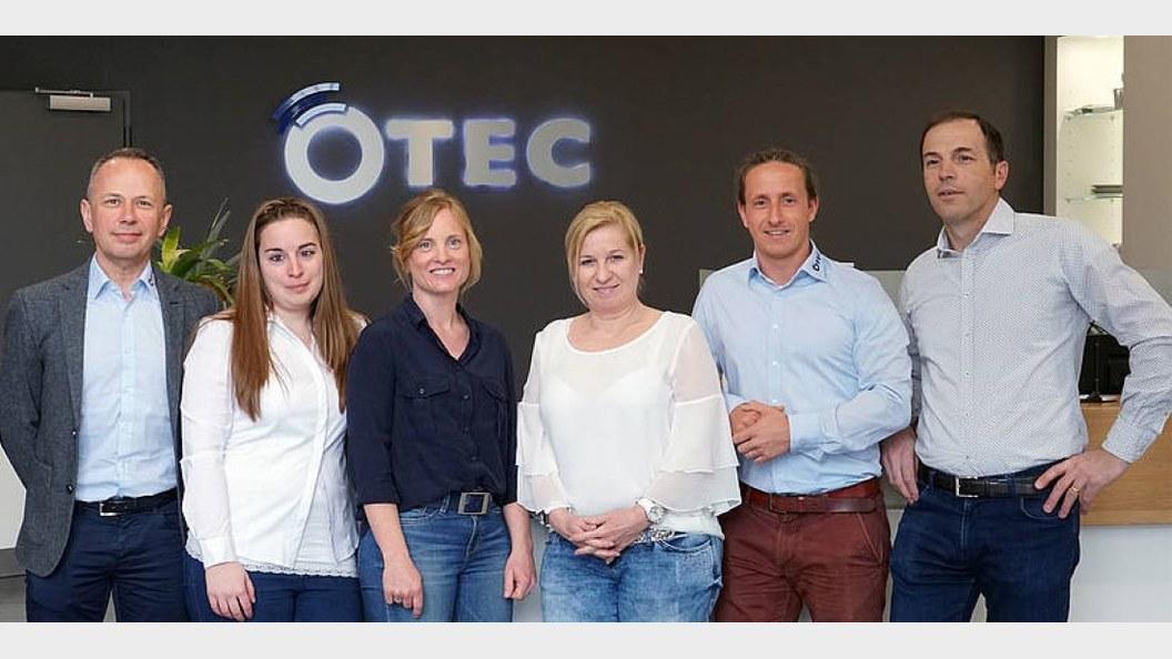 New OTEC team Switzerland